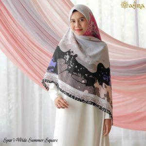 jilbab syari motif terbaru
