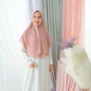 Model Khimar Syar'i Terbaru