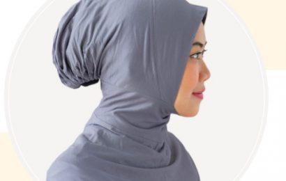 Dalaman Hijab Membuat Wajah Tirus