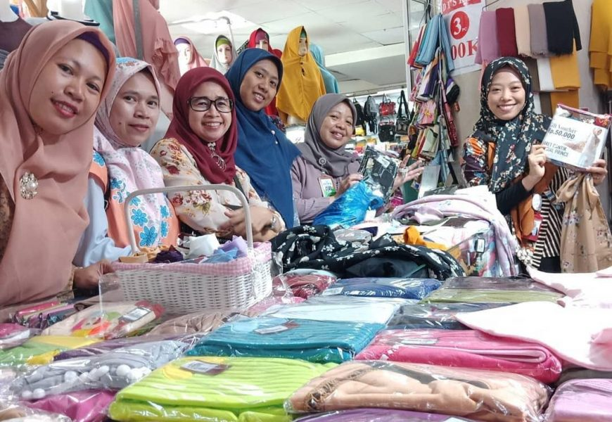 Store Online Jilbab Terlengkap Jakarta