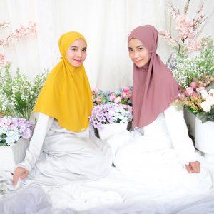Jual Hijab Simple Untuk Work From Home