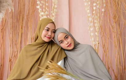 Jual Hijab Simple Untuk Work From Home