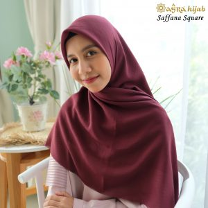 Jual Hijab Segi Empat Kualitas Bahan Terbaik
